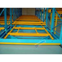 Buy cheap Freezers Rail Free Mobile Storage Racks 32000Kg Per Module Without Concrete Floor Construction from wholesalers