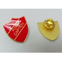 Buy cheap Metal Custom Made Lapel Pins , Personalised Lapel Pin For Promotion Gifts from wholesalers