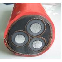 Buy cheap MV Aluminum Conductor XLPE Insulated PVC Sheathed  Power Cable 185mm2 from wholesalers