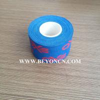 Buy cheap Custom Blue Hot Melt Glue Self Adhesive Athletic Tape ≥150N / 2.5cm from wholesalers