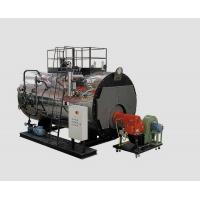 Buy cheap Automatic 2 Ton Gas Fired Steam Boiler For Radiant Heating , High Pressure product