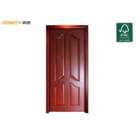 Buy cheap 4 Panel PU Painting Hinged Pinewood Wooden Interior Doors from wholesalers