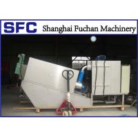 Buy cheap Gravity Sludge Thickening Equipment Silver Color For Waste Water Treatment from wholesalers