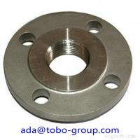 "Buy cheap 4"" ASTM SA/A105N Forged Steel Flanges Galvanizing Surface For Oil System product"