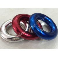 Buy cheap 12mm x 28mm Aluminium Magnesium Alloy Round Ring For Climbing Descender from wholesalers
