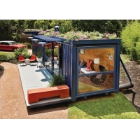 Buy cheap 40ft Prefab Shipping Container House from wholesalers
