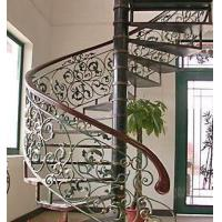 Buy cheap Wrought Iron Dragon Staircase from wholesalers