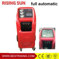 Buy cheap Auto repair used Full automatic car air conditioning machine for sale from wholesalers