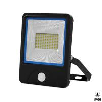 Buy cheap 120Lm Per Watt Outdoor Integrated LED Flood Light Motion Sensor Energy Saving from wholesalers