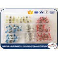 Buy cheap Waterproof Heat Shrink Sleeve Wire Connectors Terminals Kit Butt Solder Sleeve from wholesalers