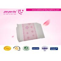 Buy cheap Customized Cotton Healthy Sanitary Napkins 240mm / 290mm Lengths Optional from wholesalers