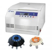 Low Noise Medical Centrifuge Machine BT6 0-6000 RPM Adjustable Speed