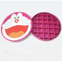 Buy cheap Custom made fancy high end Cute Cartoon  chocolate box with several grids from wholesalers