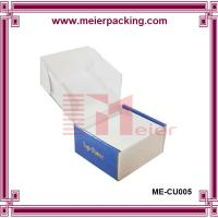 Buy cheap Corrugated folding paper box/Custom paper pavkaging for hat ME-CU005 from wholesalers