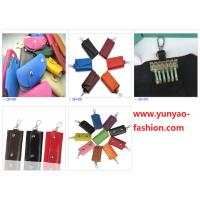 Buy cheap Leather Key Bags Key Case Key Holder Wallet with Hook from wholesalers