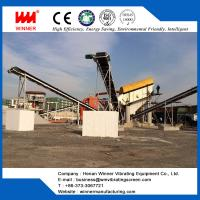 Buy cheap Construction & Demolition Recycling system, buliding garbage recycling machine from wholesalers