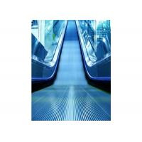 Buy cheap High Speed Moving Walkway with comb plate protector , escalator walkway from wholesalers