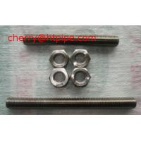 Buy cheap ASTM A193 B7 threaded rod from wholesalers