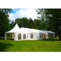 Buy cheap 6m X 3m Outdoor Trade Show Tent For Festival Exhibition With Air Conditioner from wholesalers