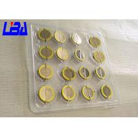 Durable Cr2032 Cmos Battery With Connector , Standard Cr2032 Coin Cell Battery