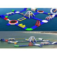 Buy cheap Waterproof Inflatable Water Sports Equipment UV Resistant Reinforced from wholesalers