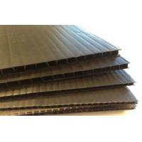 Buy cheap PP Hollow Sheet / PP Hollow Boxes High Impact Corrugated Plastic from wholesalers