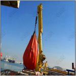 Buy cheap Hydraulic Telescopic Boom Marine Ship Offshore Crane Marine Ship Crane from wholesalers