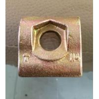 Buy cheap HST Iron Elevator Guide Rail Clip T114 Type 18K  Golden Color from wholesalers