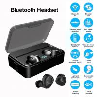 Buy cheap Audio Chips Bluetooth Earbuds with Mic Noise Cancelling Bluetooth Headset from wholesalers