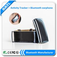 Buy cheap BATL B6 wearable device PMOLED Touch Screen Bluetooth 2.4GHz bluetooth headset for cell phone from wholesalers