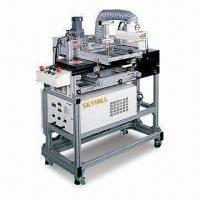 Buy cheap CD Screen Printing Machine, Ideal for Printing CD, CD-R, Mini CD, and Business CD Card from wholesalers