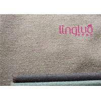 Buy cheap Breathable Shoes Fabric Surface Irregularity Imitation Sackcloth from wholesalers