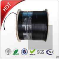 Buy cheap 2 Core Outdoor FTTH Drop Cable Long Distance Communication In G657A Fiber from wholesalers