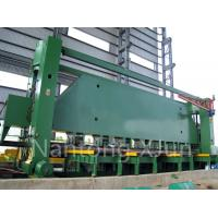 Buy cheap MCLW11NC 3-roller hydraulic plate rolling machine for shipbuilding from wholesalers