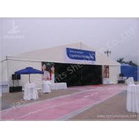 Buy cheap 500 Seaters Custom White Outdoor Event Tent , Corporate Event Tent Marquee from wholesalers