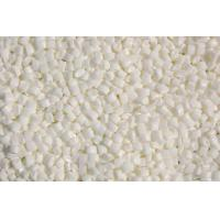 Buy cheap Milk White Bookbinding Hot Melt Glue Pellets , Coated Paper Book Spine Hot Glue Adhesive product