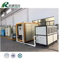 Buy cheap Chenrui 99.9 % Small Liquid Nitrogen Generator Skid Mounted Type product