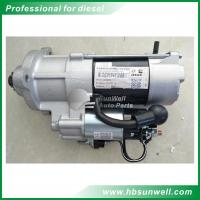 Buy cheap Genuine Cummins 6CT Diesel Engine Part 24V 7.5KW Starting Motor 3976618 product