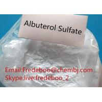 Buy cheap Pharmaceutical Ingredient Salbutamol Sulfate Albuterol Sulfate Fitness Steroids from wholesalers