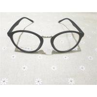 Buy cheap 80031-C3 Matte Black Color Acetate Temple TR90 Material Optical Eyeglasses frame from wholesalers