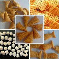 Buy cheap Snacks/ flour fried salad sticks/ chips/ bugles processing line from wholesalers