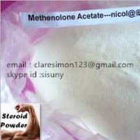 Buy cheap Natural Raw Steroid Powder  Methenolone Acetate Primobolan For Bodybuilding cas:434-05-9 Raw Steroid Powders from wholesalers