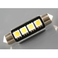 Buy cheap Putco Car Dome Light Bulbs 12V With Non - Polarity 5050  41mm from wholesalers