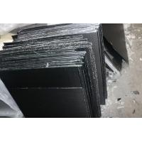 Buy cheap custom size carbon fiber sheet 2mm 2.5mm 3mm Black Color Plain Carbon Fiber Sheet 3k from wholesalers