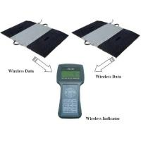 Buy cheap Easy Operate Portable Vehicle Scales , Static / Dynamic Wireless Truck Scales from wholesalers