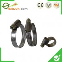 Buy cheap Stainless Steel Hose Clamp German Type from wholesalers
