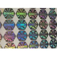 Buy cheap Custom Design Self-Adhesive Printable Label Cable Wire Tags Stickers from wholesalers