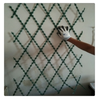 Buy cheap Welded Barbed Mesh 1x2 Razor Panel For Fence Protect from wholesalers