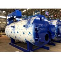 Buy cheap Residental Gas Fired Hot Water Boiler Natural Gas Hot Water Furnace Anti - Corrosion from wholesalers