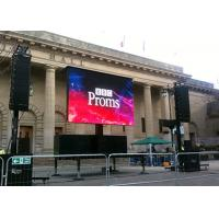 Buy cheap Rgb fhd Outdoor Rental Led Screen Panel Clear Image Ultra Great Waterproof from wholesalers